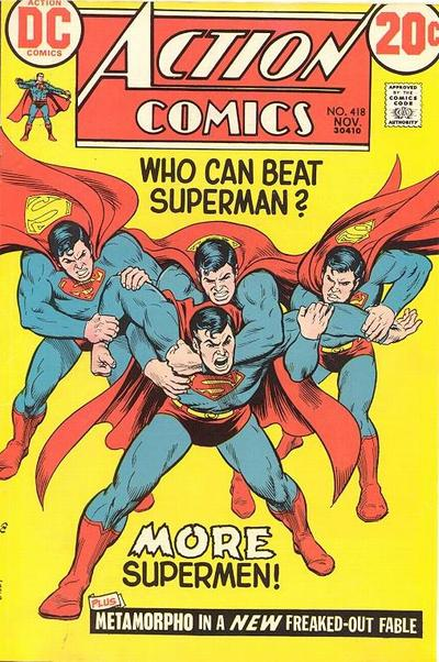 Action Comics Vol 1 418