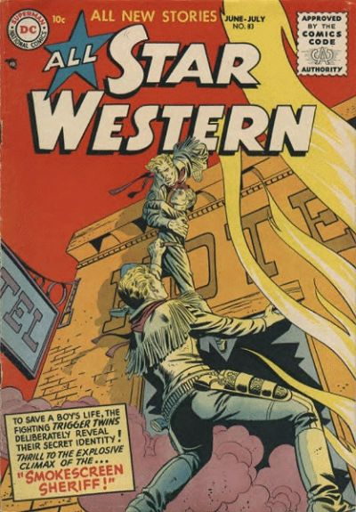 All-Star Western Vol 1 83
