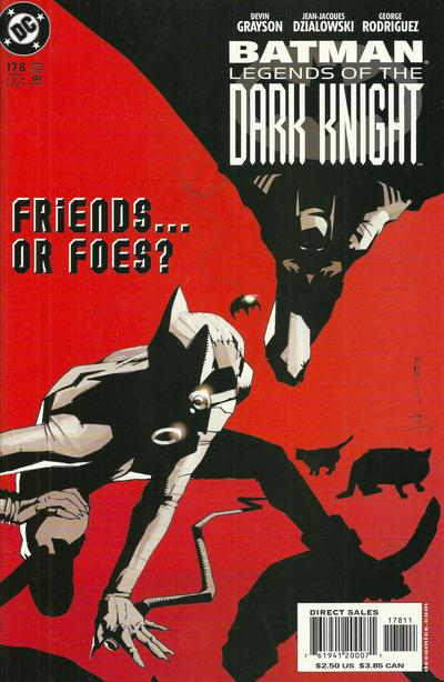 Batman: Legends of the Dark Knight Vol 1 178