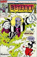Beetlejuice Crimebusters on the Haunt Vol 1 3