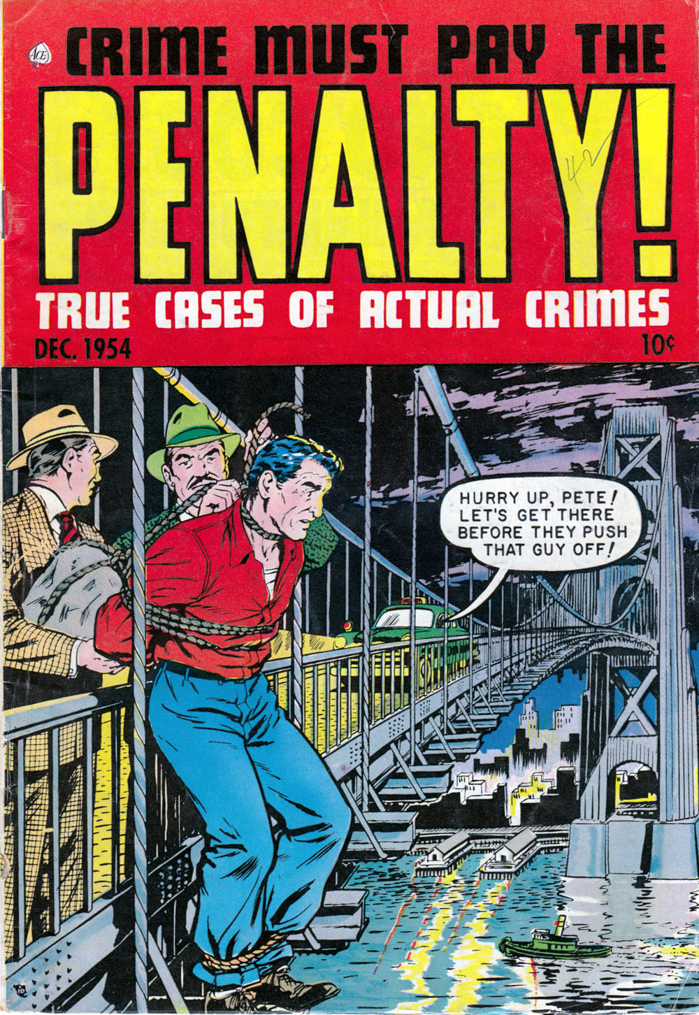 Crime Must Pay the Penalty Vol 2 42