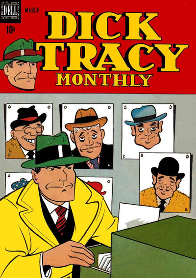 Dick Tracy Monthly Vol 1 15