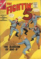 Fightin' 5 Vol 1 30