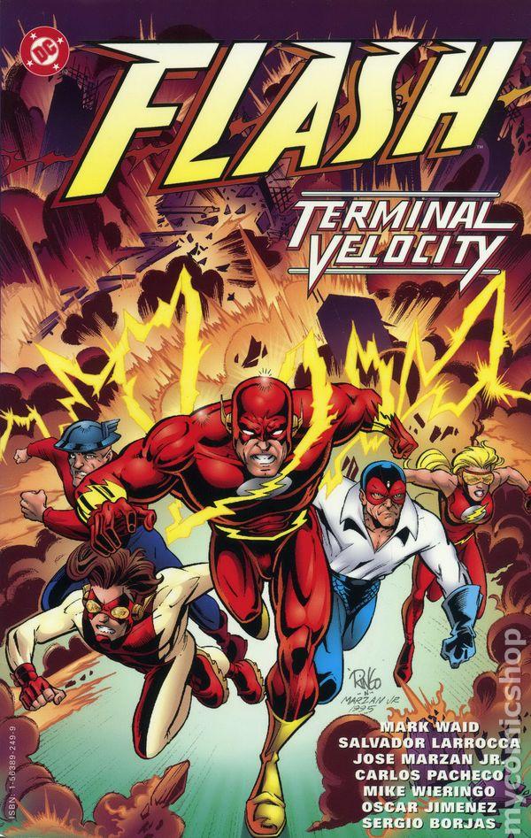 Flash: Terminal Velocity