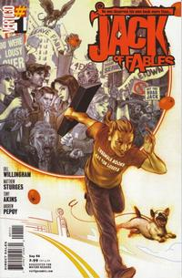 Jack of Fables Vol 1
