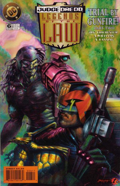 Judge Dredd: Legends of the Law Vol 1 7