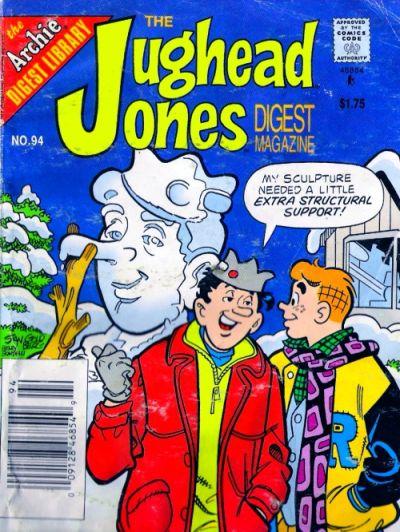 Jughead Jones Comics Digest Vol 1 94
