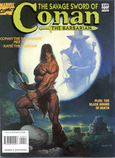 Savage Sword of Conan Vol 1 219