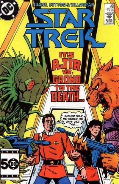 Star Trek (DC) Vol 1 25