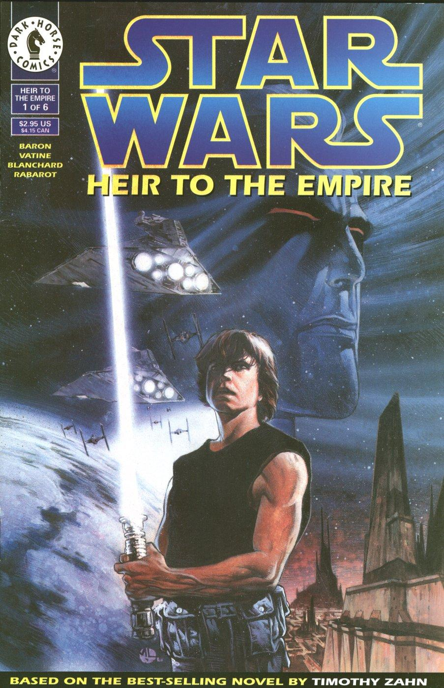 Star Wars: Heir to the Empire Vol 1 1