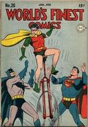 World's Finest Comics Vol 1 26
