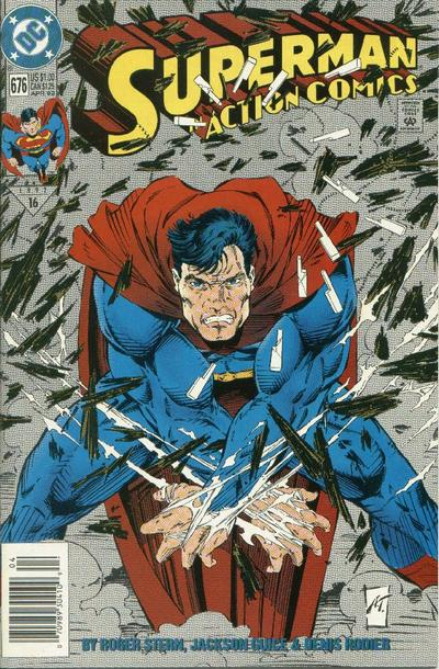 Action Comics Vol 1 676