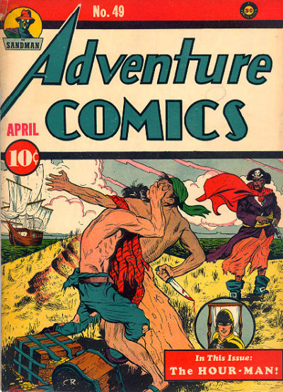 Adventure Comics Vol 1 49