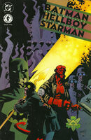 Batman Hellboy Starman Vol 1 2