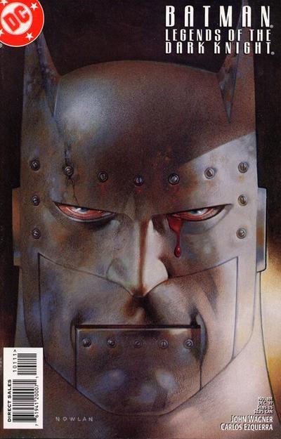 Batman: Legends of the Dark Knight Vol 1 101