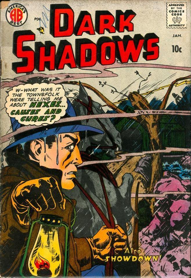 Dark Shadows (1957) Vol 1 2