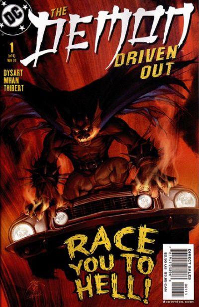 Demon: Driven Out Vol 1 1