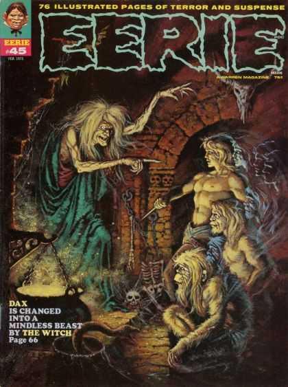 Eerie Vol 1 45