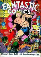 Fantastic Comics Vol 1 1