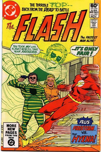 Flash Vol 1 303
