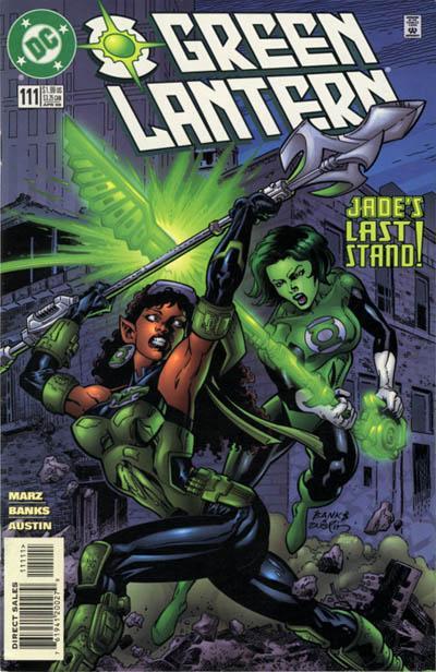 Green Lantern Vol 3 111