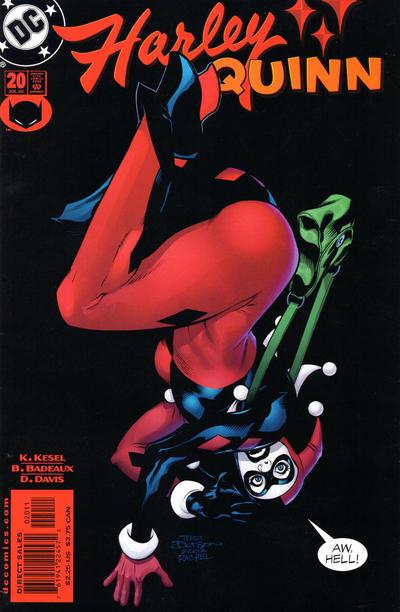 Harley Quinn Vol 1 20