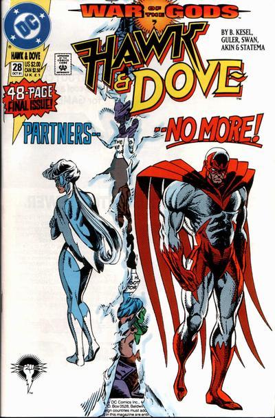 Hawk and Dove Vol 3 28