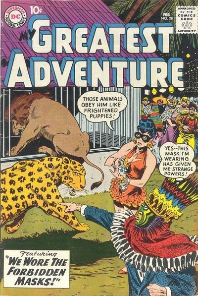 My Greatest Adventure Vol 1 28