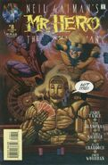 Neil Gaiman's Mr. Hero - The Newmatic Man Vol 1 8