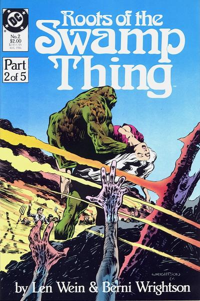 Roots of the Swamp Thing Vol 1 2