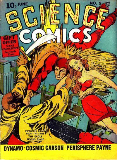 Science Comics Vol 1 5