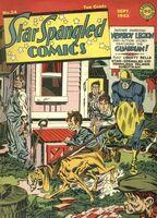 Star-Spangled Comics Vol 1 24