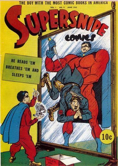 Supersnipe Comics Vol 1 9