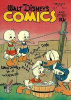 Walt Disney's Comics and Stories Vol 1 77