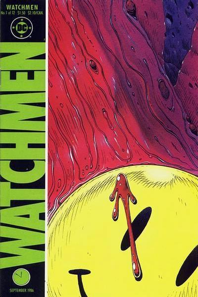 Watchmen Vol 1 1