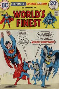 World's Finest Vol 1 221
