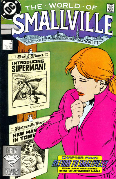 World of Smallville Vol 1 4