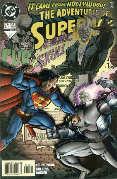 Adventures of Superman Vol 1 571