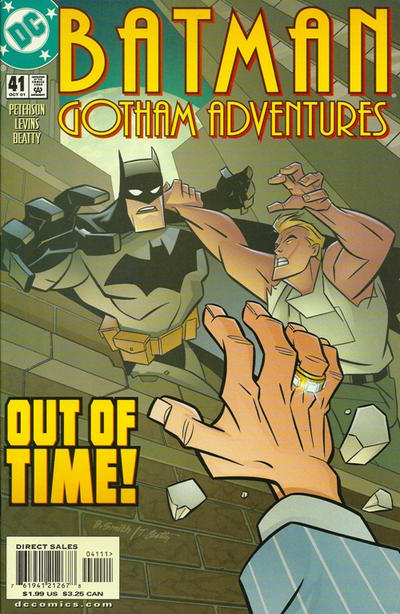 Batman: Gotham Adventures Vol 1 41