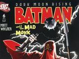 Batman and the Mad Monk Vol 1 6