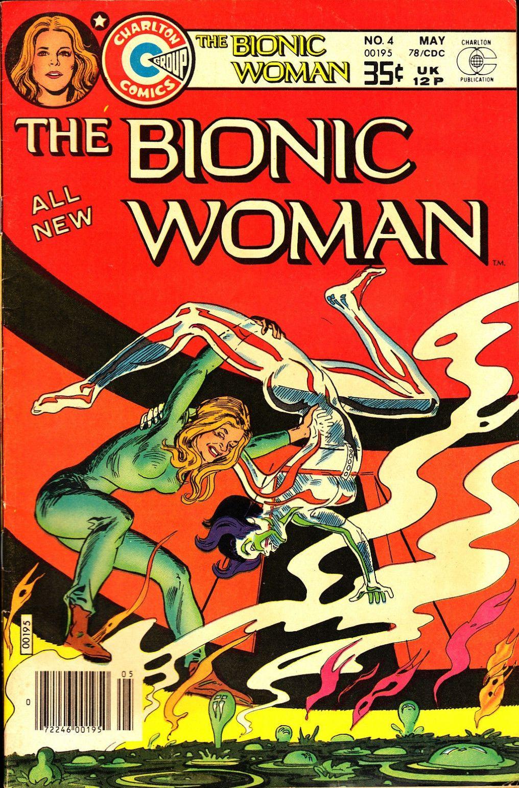 The Bionic Woman Vol 1 4