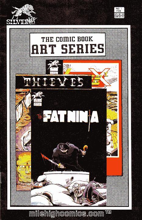Comic Book Art Series Vol 1 1