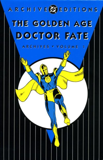 Golden Age Doctor Fate Archives Vol 1