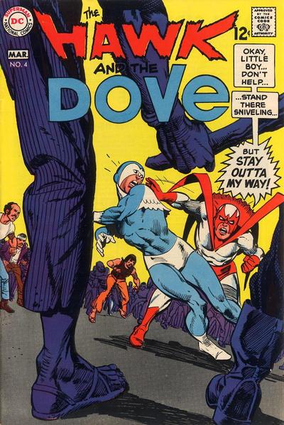 Hawk and Dove Vol 1 4