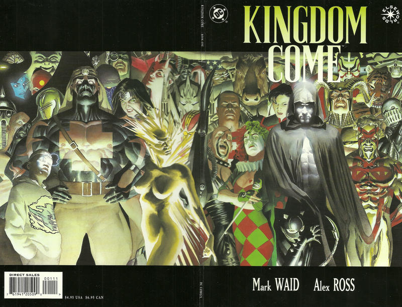 Kingdom Come Vol 1 1