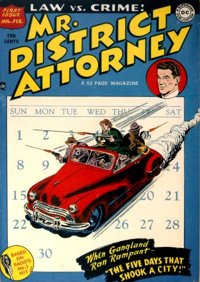 Mr. District Attorney/Covers