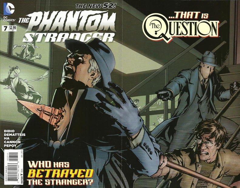 Phantom Stranger Vol 4 7