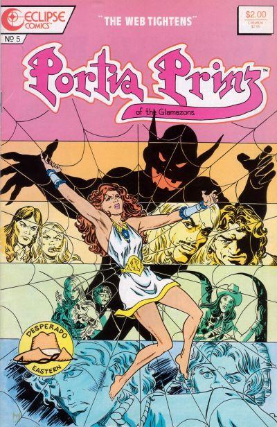 Portia Prinz of the Glamazons Vol 1 5