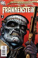 Seven Soldiers Frankenstein Vol 1 2