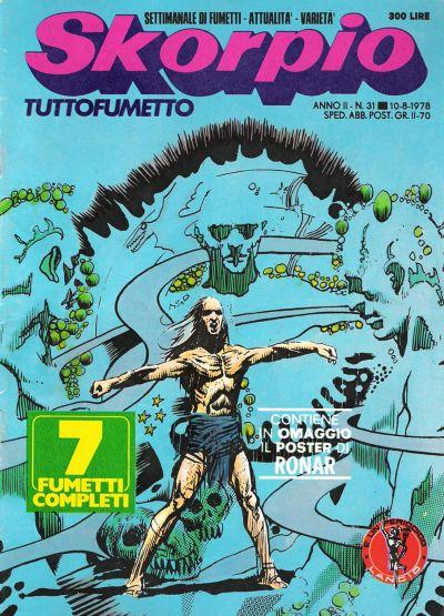 Skorpio Anno II 31